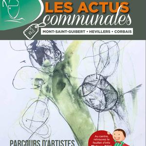 Bulletin communal 32 d' Avril - Mai 2019