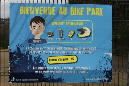 29 juin : Inauguration terrain de BMX et espace multi-sports