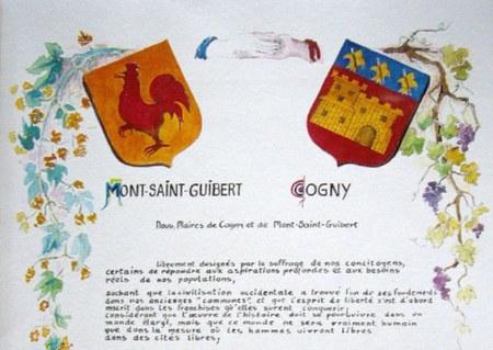 Comité de jumelage avec Cogny-en-Beaujolais