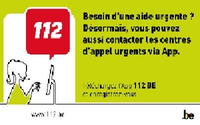 112 - l'application qui sauve des vies