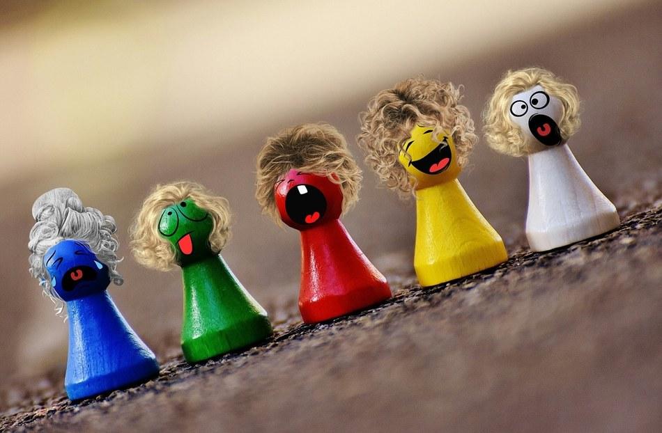 ligue des familles jouets